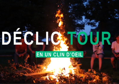 Déclic Tour 2018